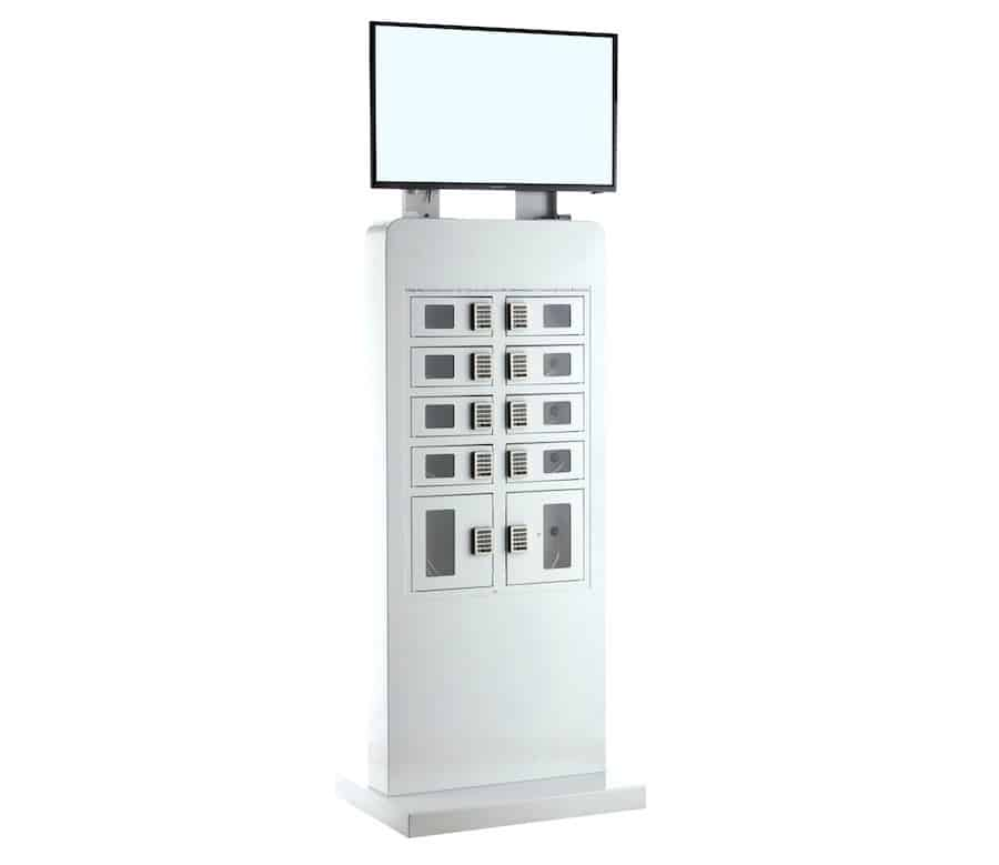 Atlas Charging Station Rentals - Aria AV